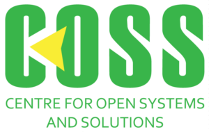 Centre of open systems and solutions logo